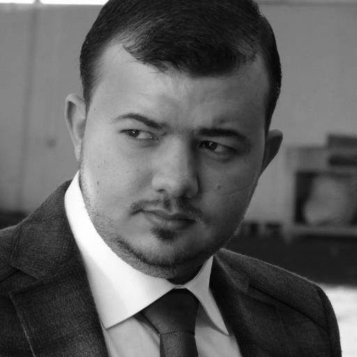 أحمد الملاح  Headshot