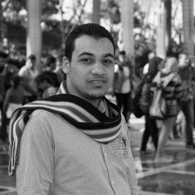 بلال أبو ستيت  Headshot