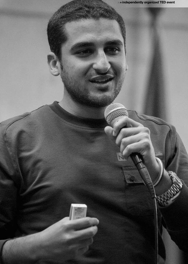 محمد حجازي Headshot