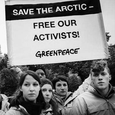 Greenpeace Headshot