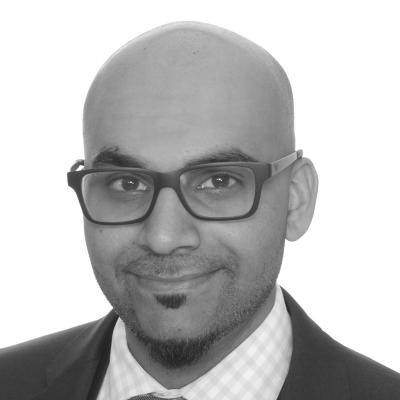 Abbas Kassam Headshot