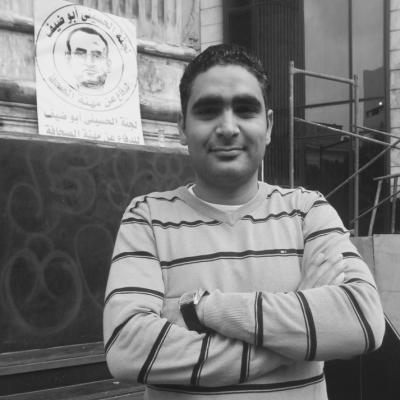 عبد الهادي حريبة  Headshot
