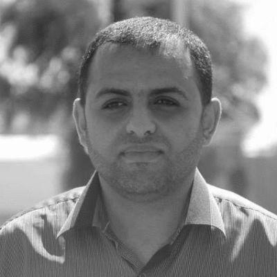 عبد الله الحمارنة Headshot