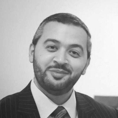 د. عبد الله معروف Headshot