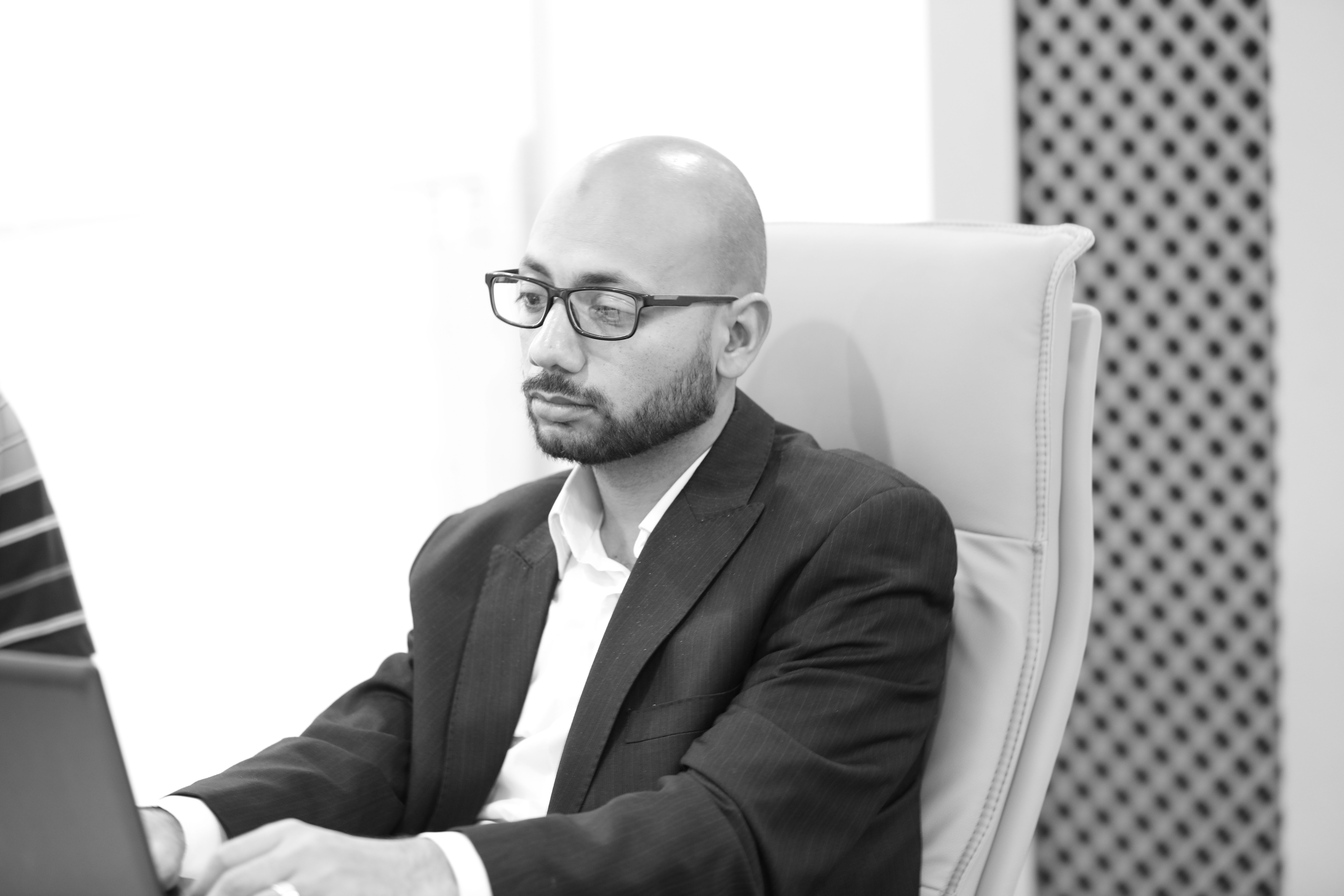 عبدالعظيم إسماعيل الأنصاري Headshot