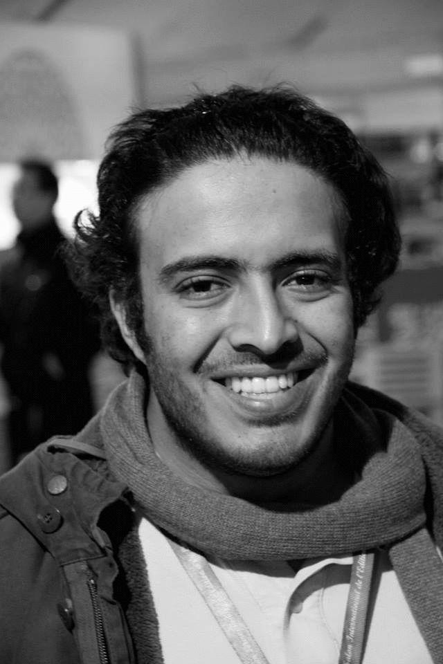 عبدالعزيز المؤيد Headshot