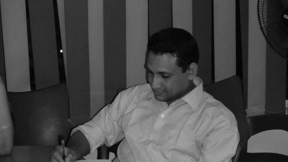 عبدالكريم محمد  Headshot