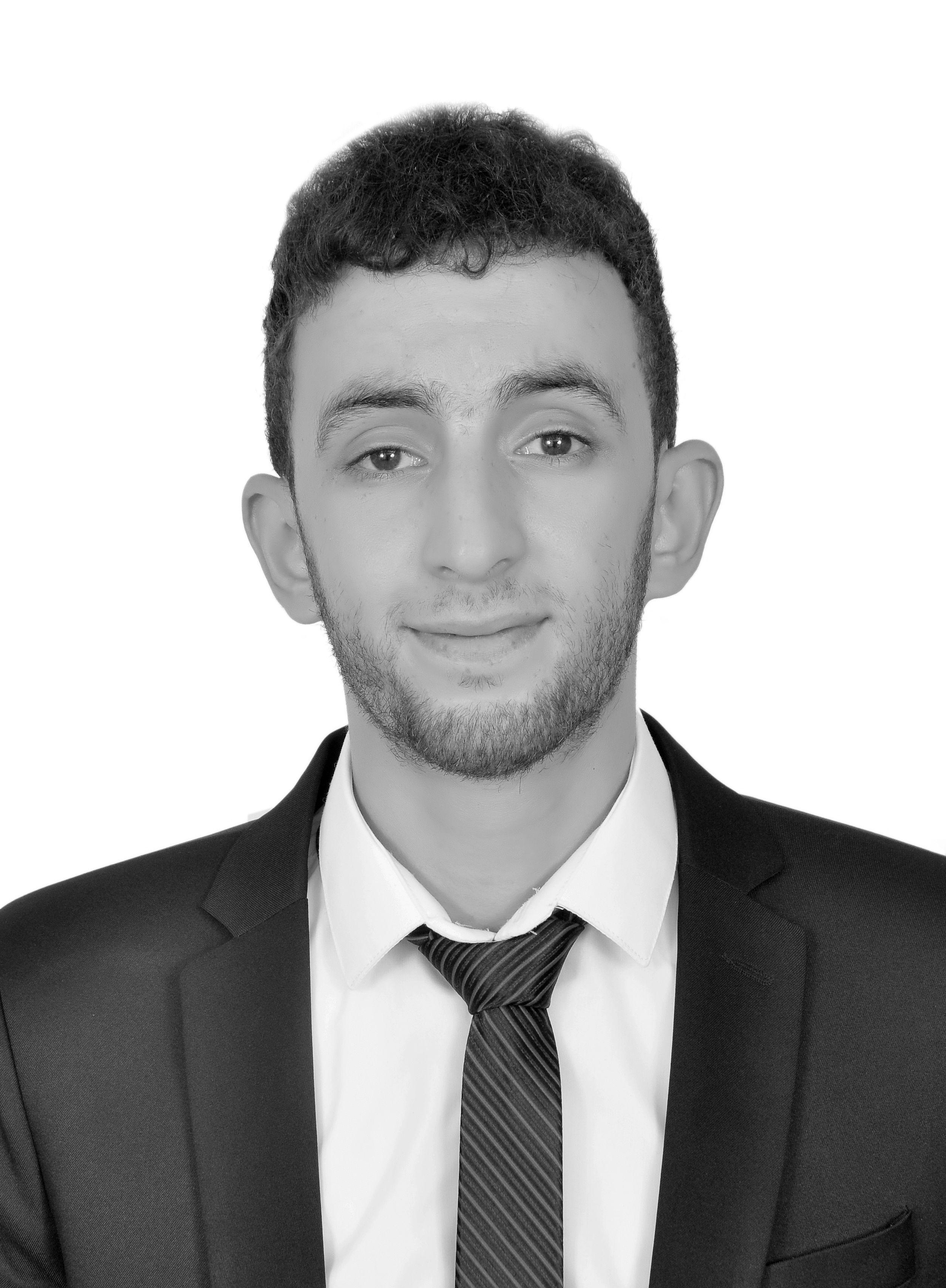 عبد الله القريشي Headshot