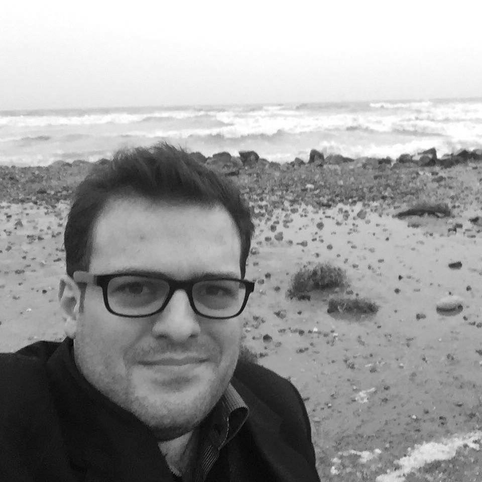 عبد الرحمن السراج Headshot