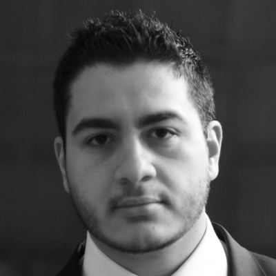 Abdulrahman El-Sayed Headshot