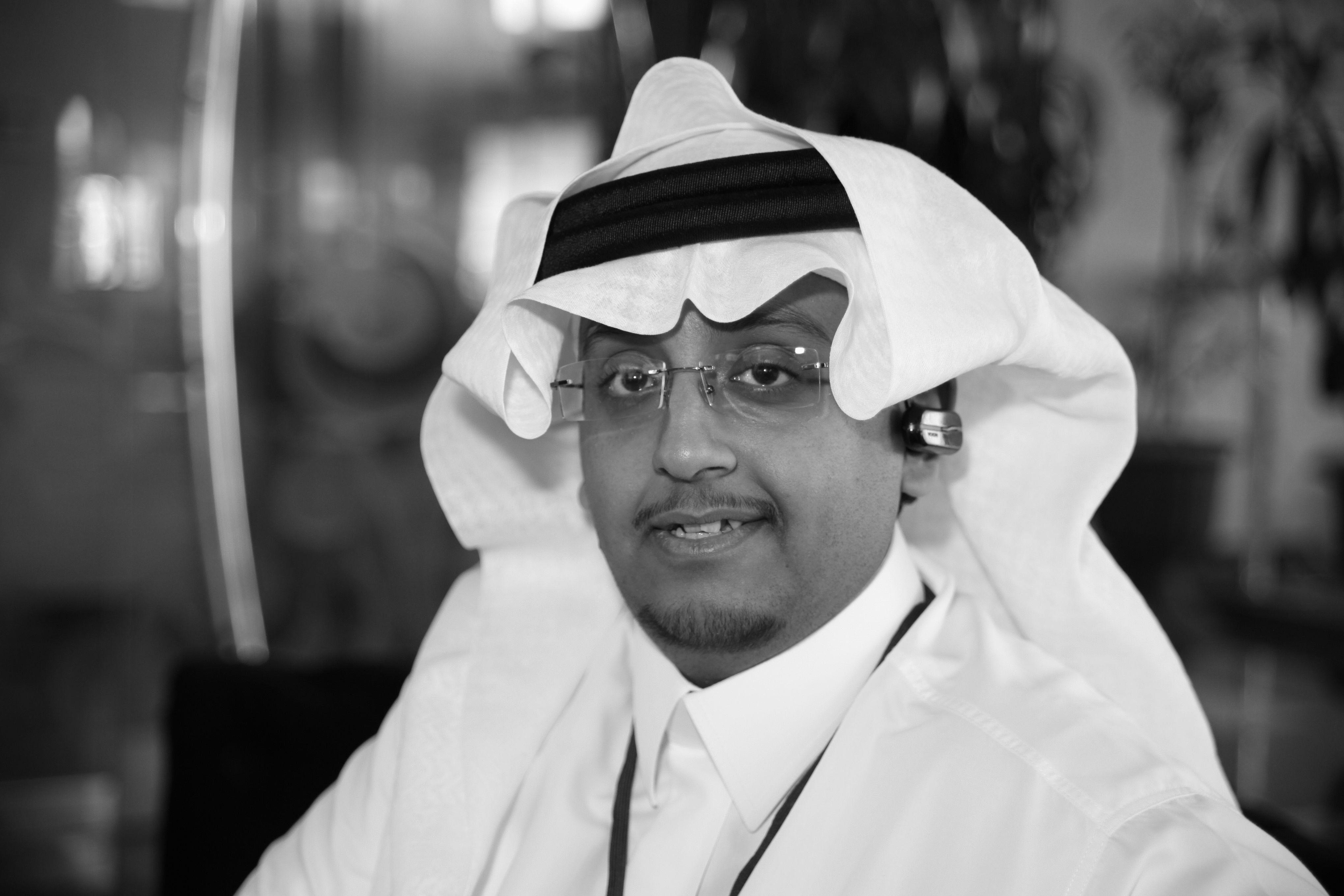 عبد الرحمن الحميقاني  Headshot