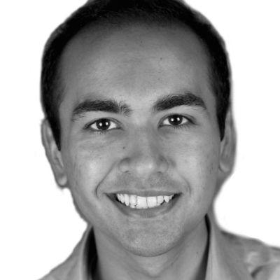 Abhishek Raman Headshot