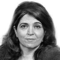 Agnès Jaoui Headshot