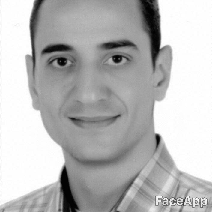 أحمد فاروق الغمراوي  Headshot