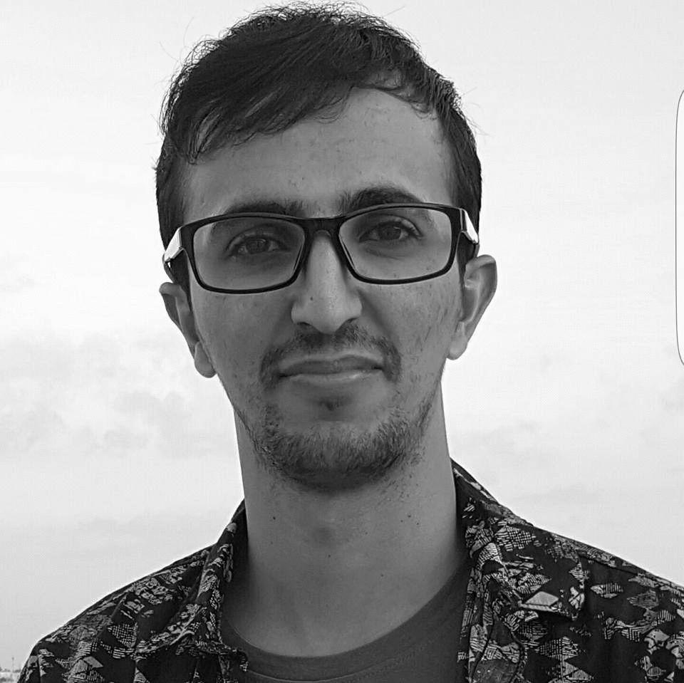 أحمد عباس الملجمي  Headshot
