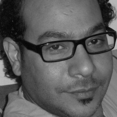 أحمد عبد اللطيف Headshot