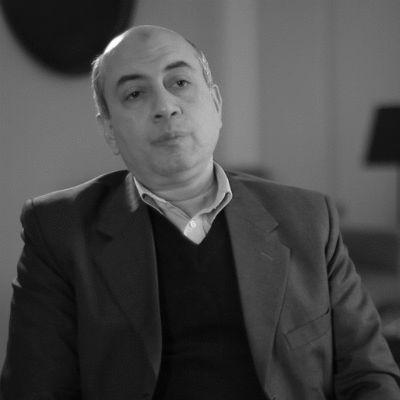 أحمد عبد الله  Headshot