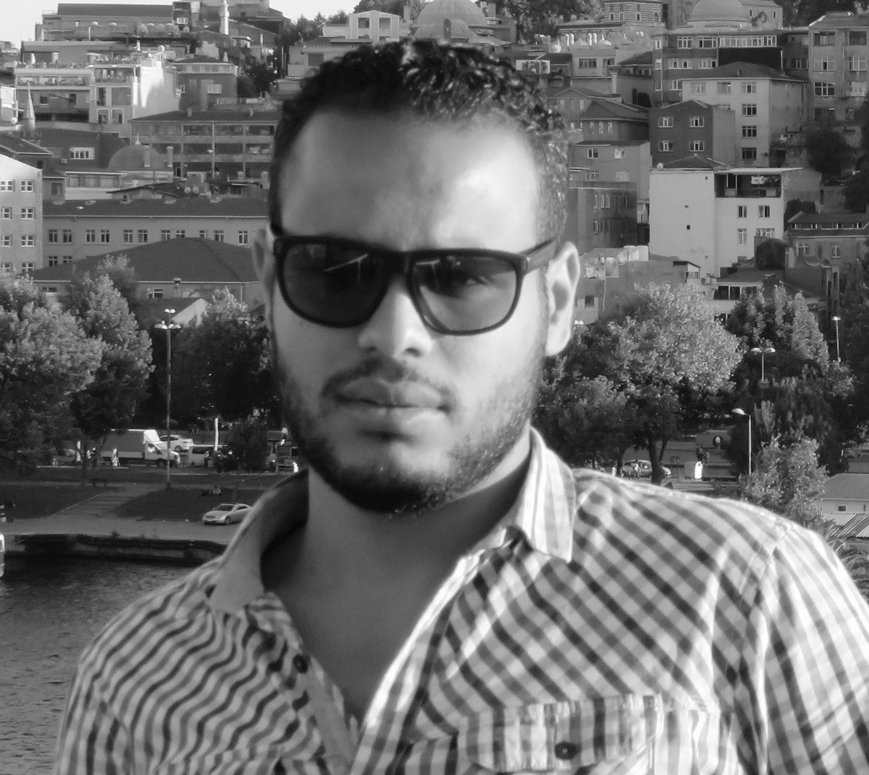 أحمد أبو الطرابيش Headshot