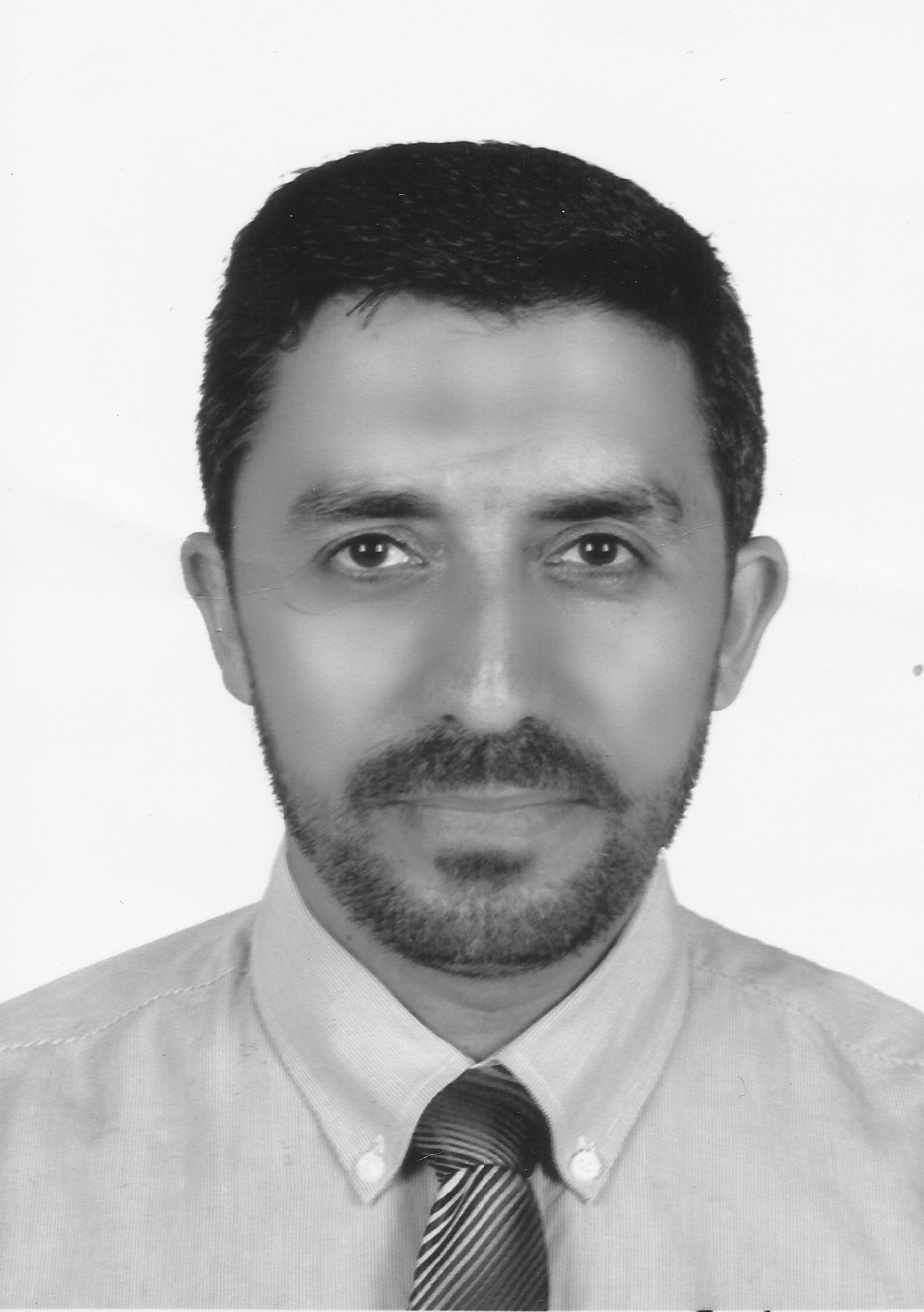 أحمد الباهى  Headshot