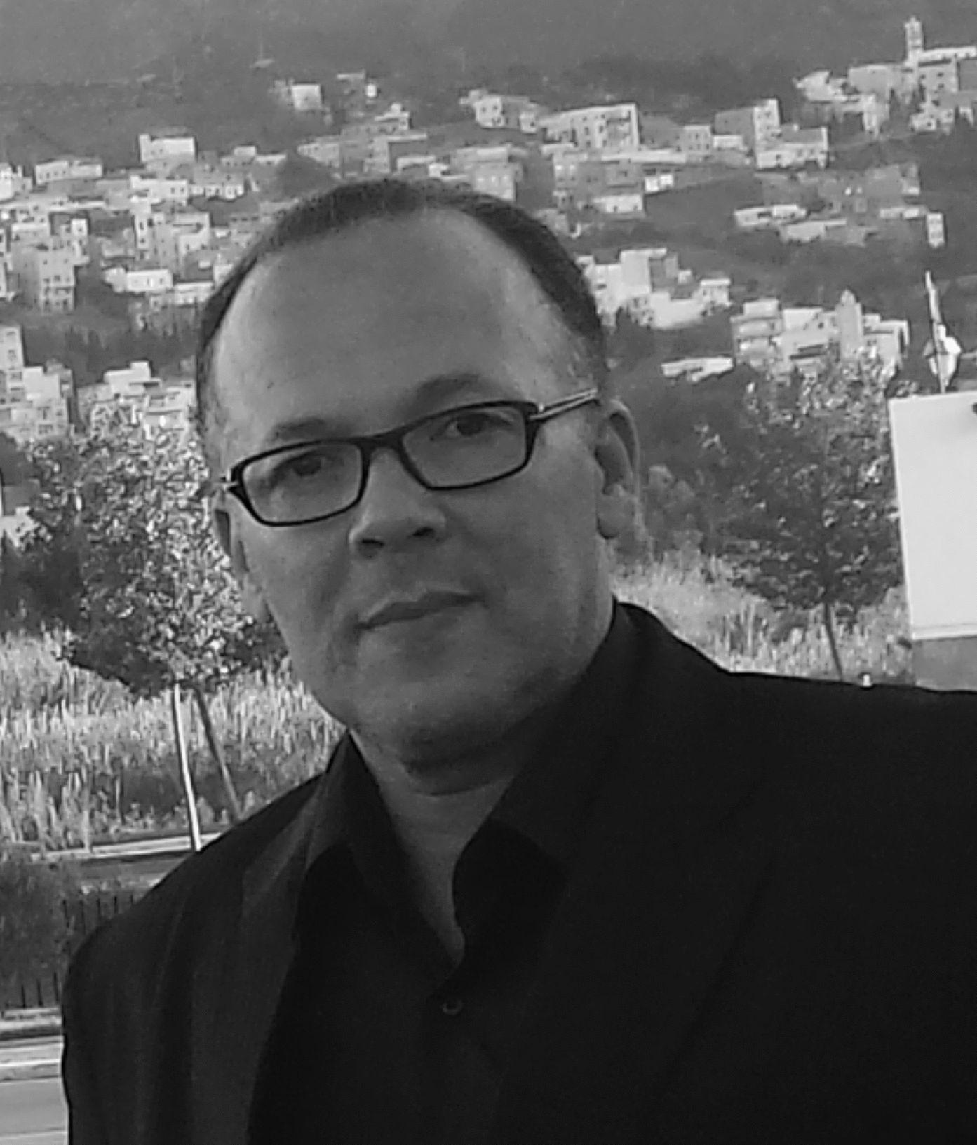 أحمد المريني Headshot
