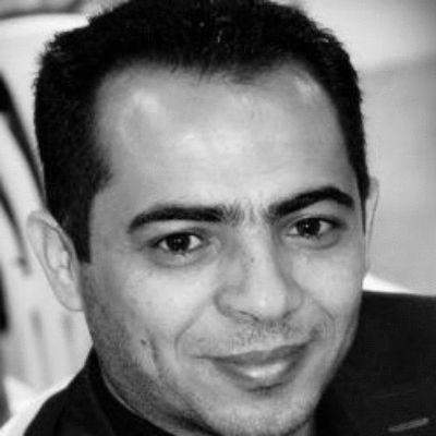 أحمد الزرقة Headshot