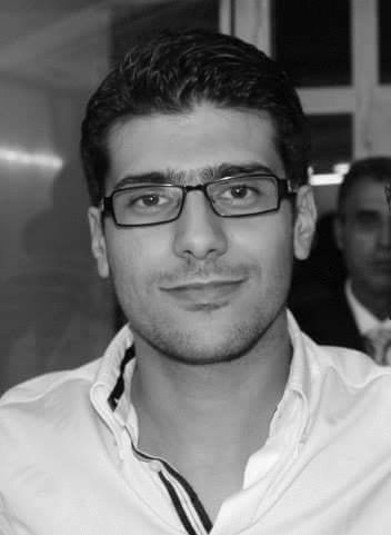 Ahmed Bouchair Headshot