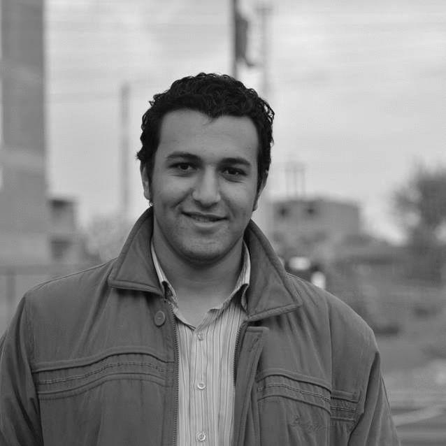 أحمد دياب Headshot