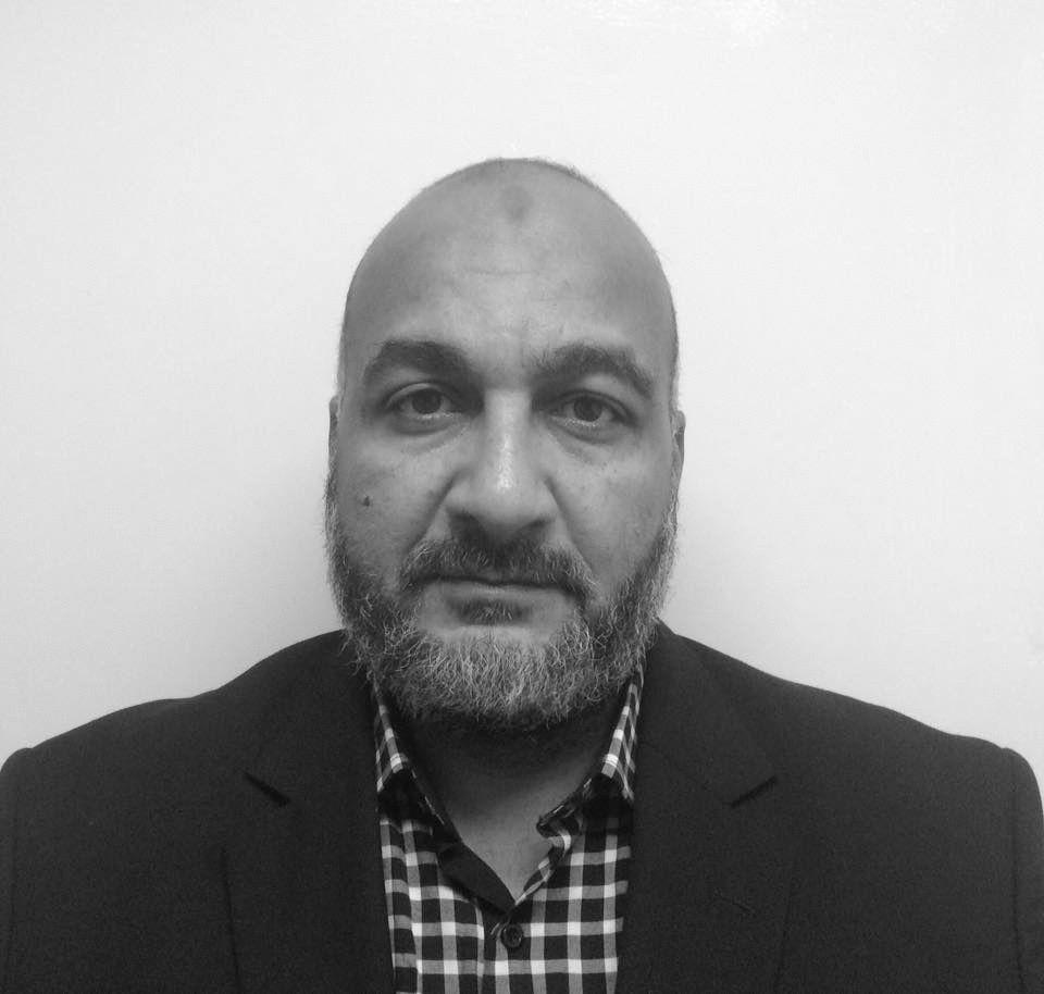 أحمد العطار Headshot