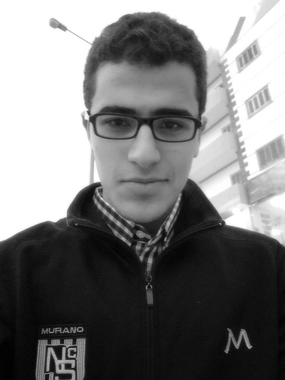 أحمد المصري Headshot