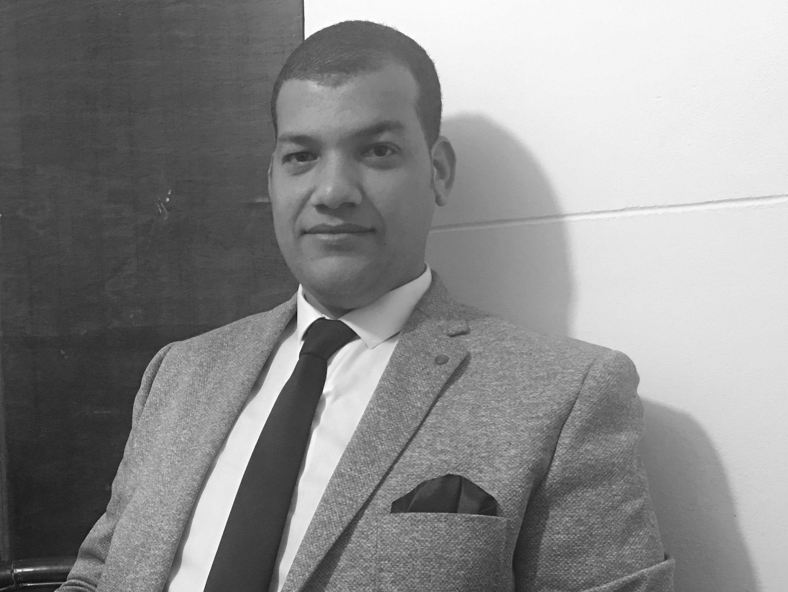 أحمد عز العرب Headshot