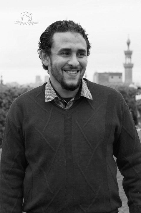 أحمد فهمي Headshot