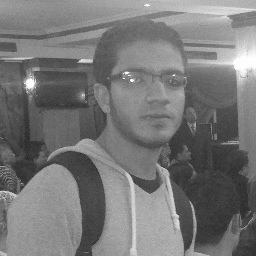 أحمد جمال عشري Headshot