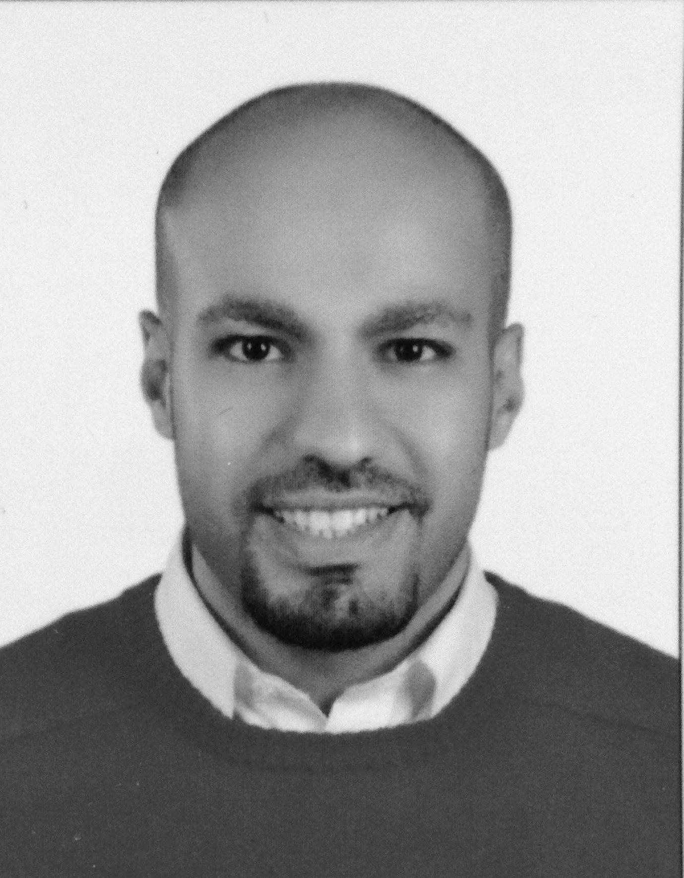 أحمد حسن دغيم Headshot