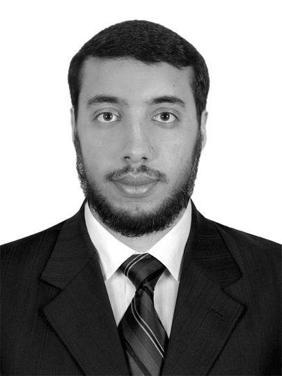 أحمد حمدان Headshot