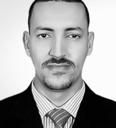 أحمد فال بن الدين  Headshot
