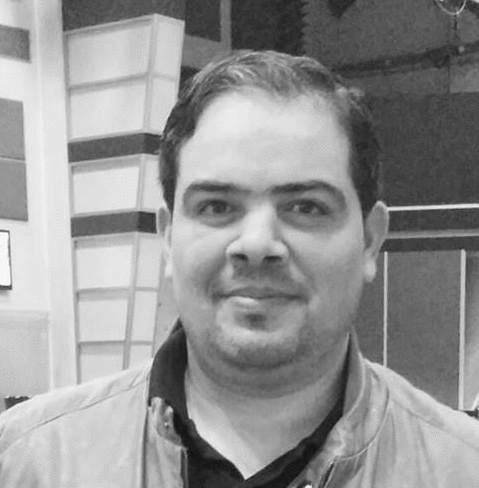 أحمد جرار Headshot