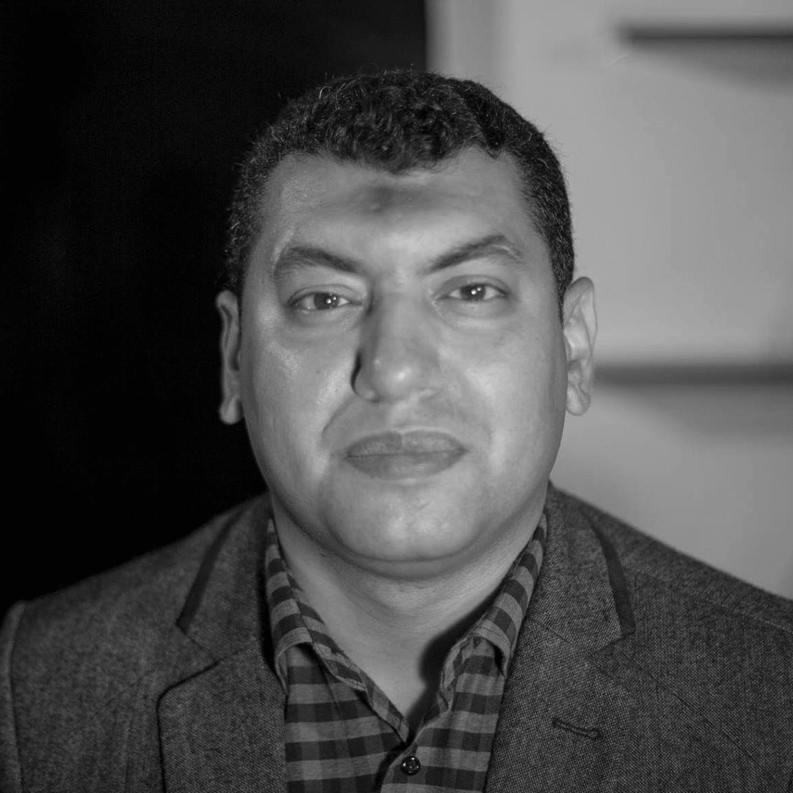 أحمد مفرح  Headshot
