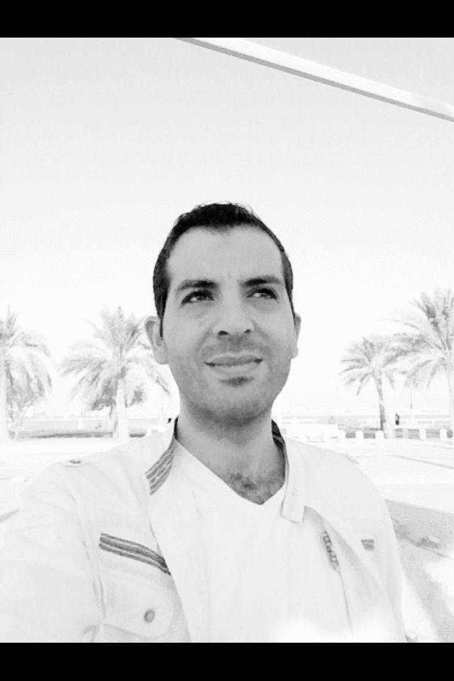 أحمد محسن Headshot