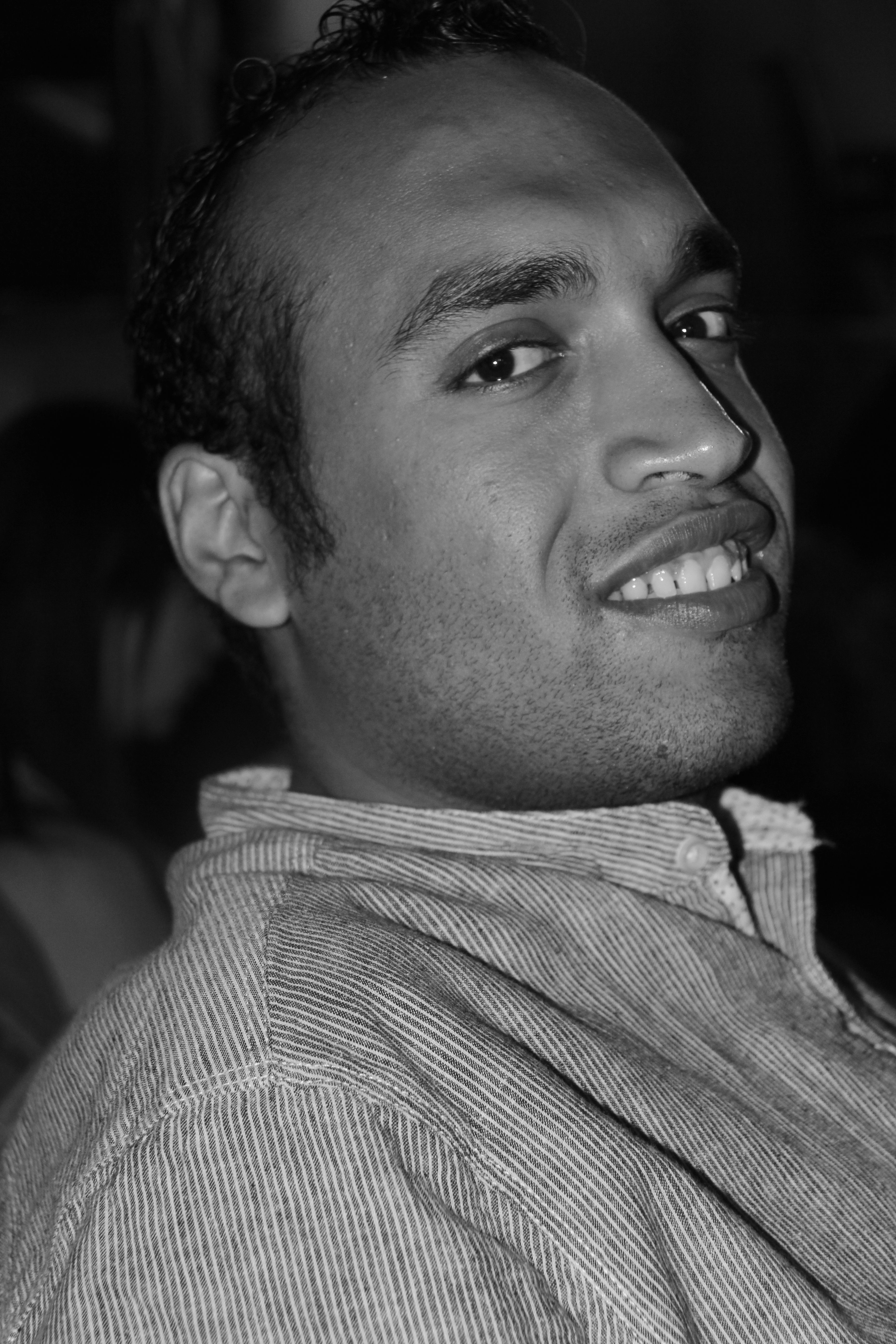 أحمد محي Headshot