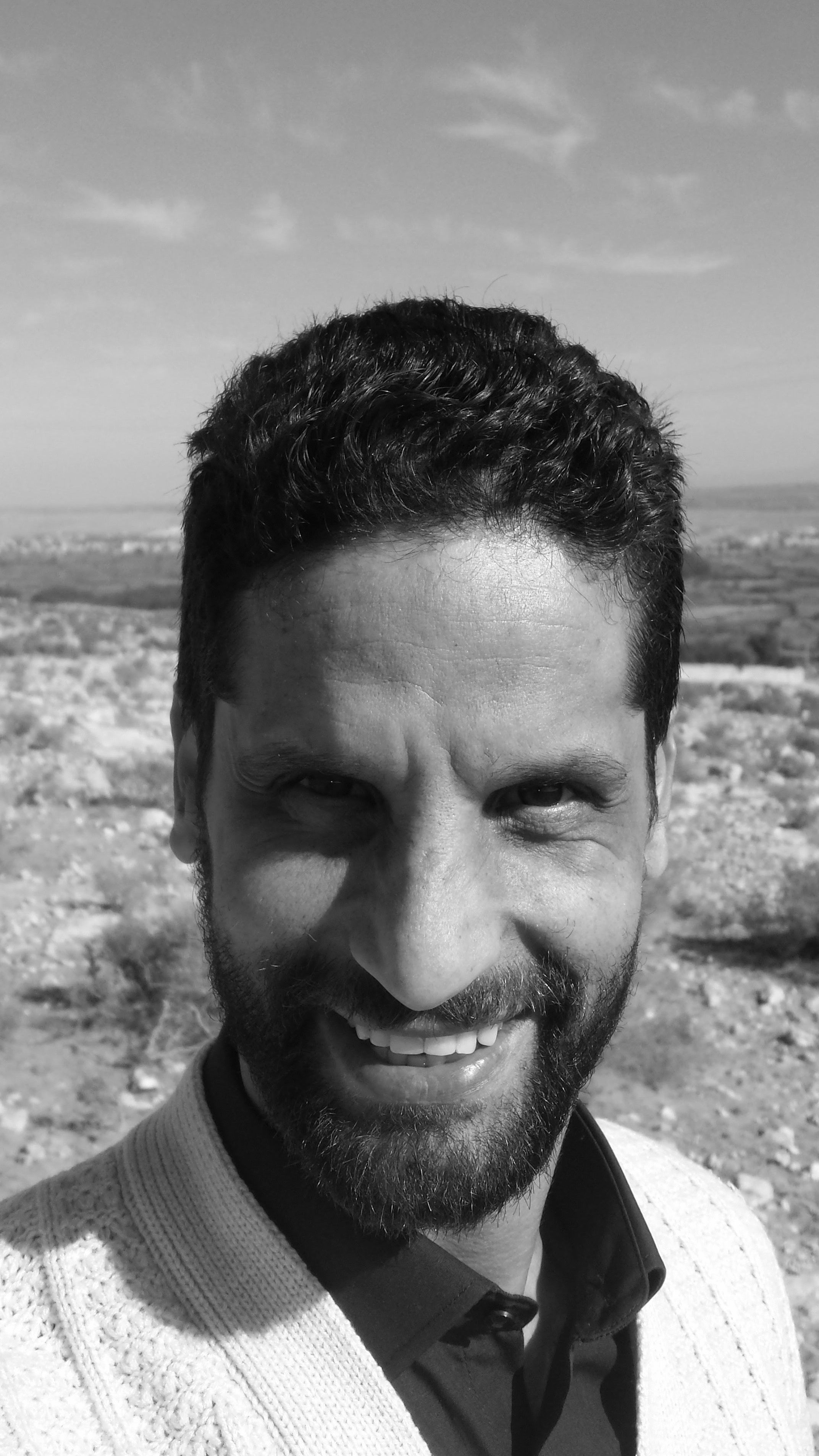 أحمد مجيب  Headshot