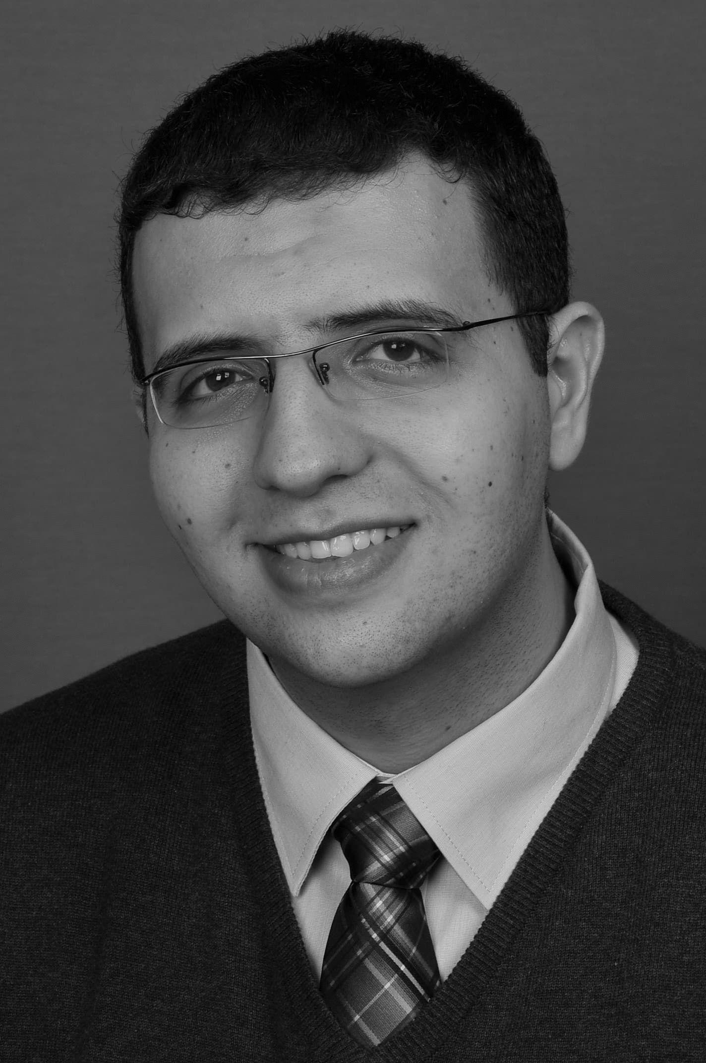 أحمد نبيل عميرة Headshot