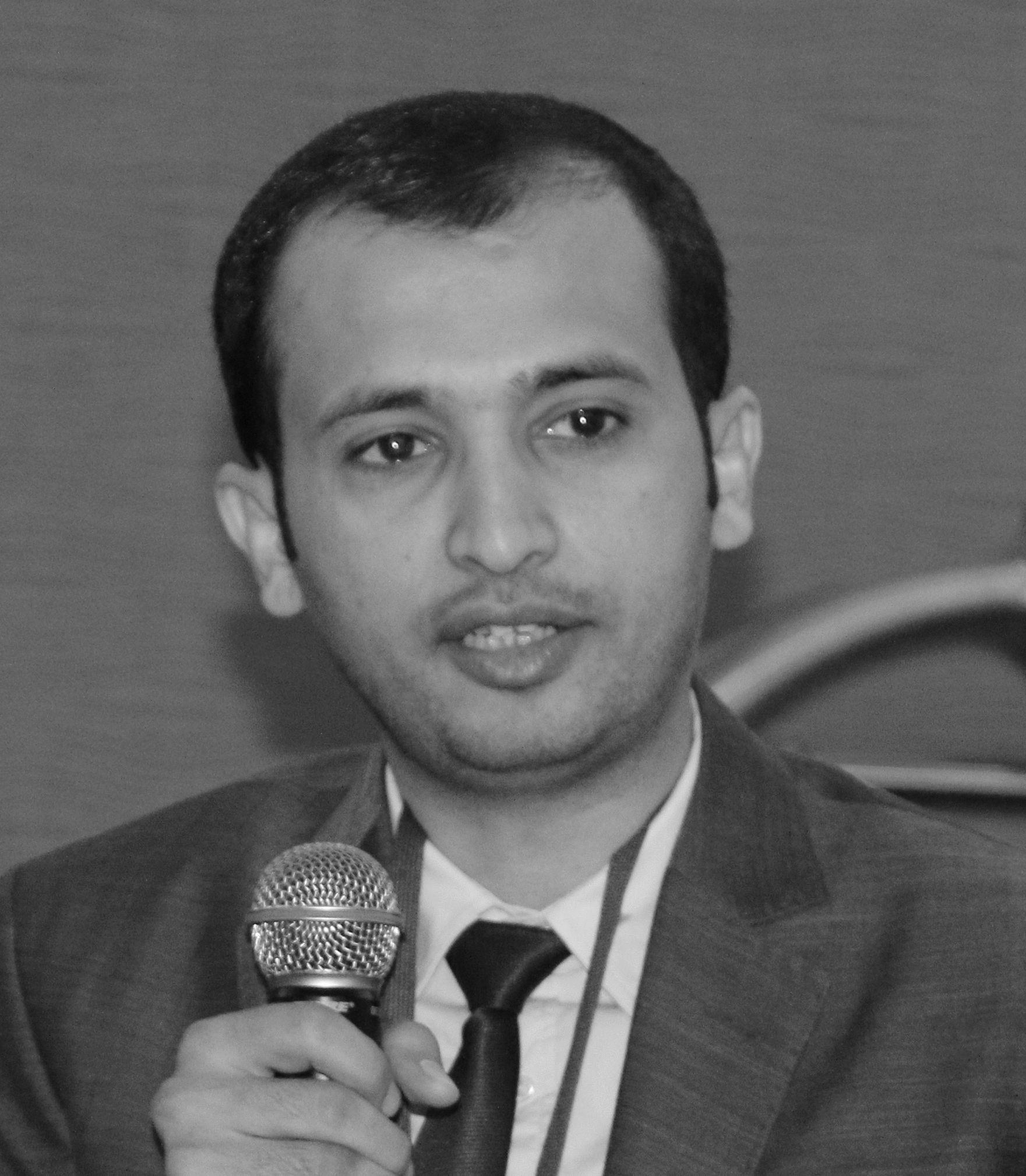 أحمد ناجي عبد الله Headshot