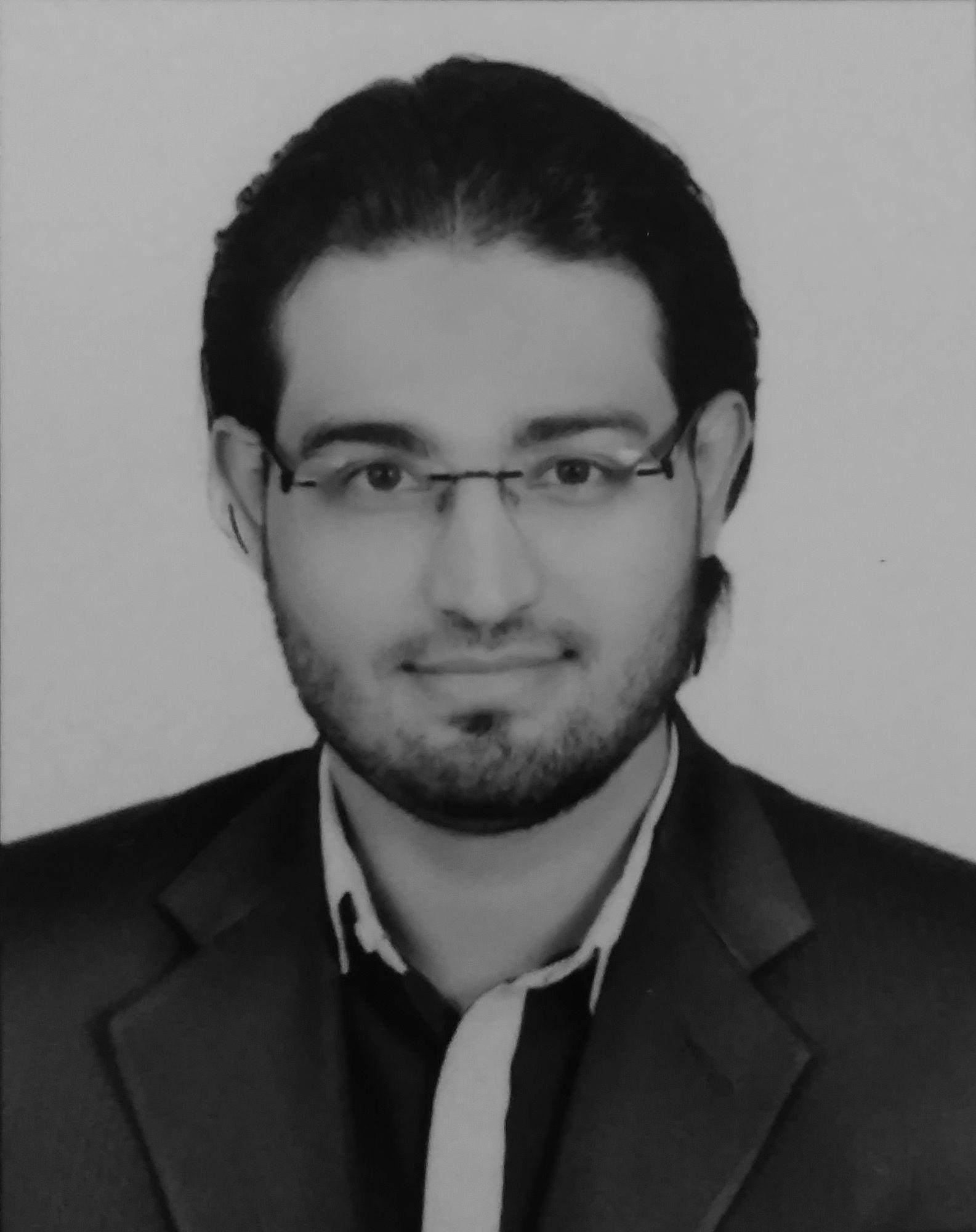 أحمد ناصر محمد Headshot