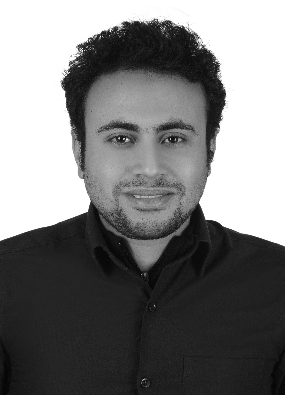 أحمد ياسين Headshot
