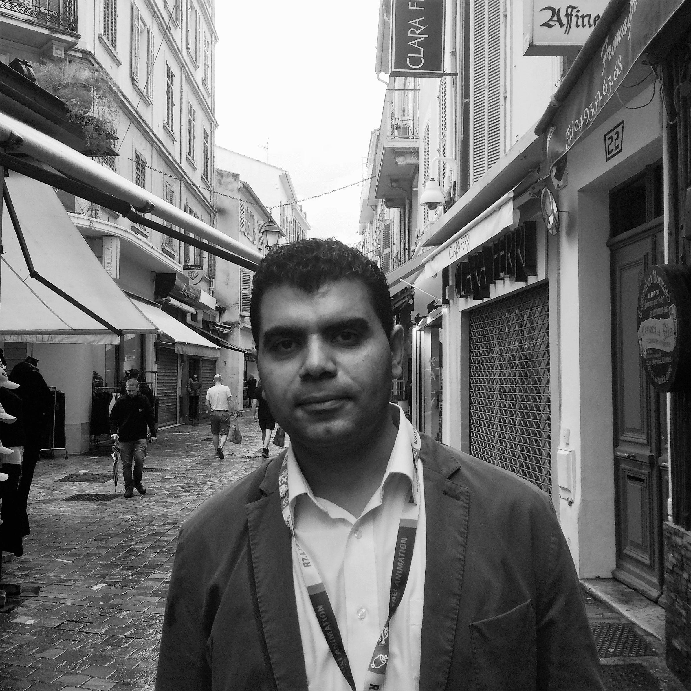 أحمد زين  Headshot