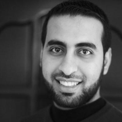 أحمد زياد لبد  Headshot