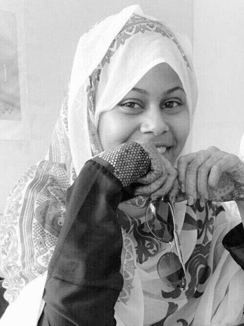 عائشة سالم Headshot