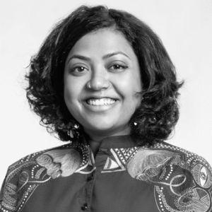 Aishwarya Subramanyam Headshot