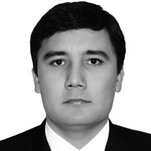 Akhmed Rahmanov Headshot