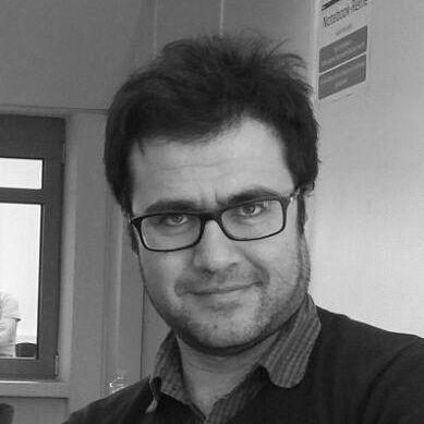 Akram Sidiqi Headshot